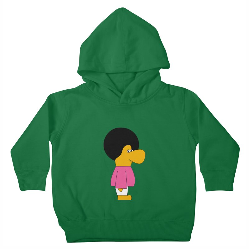 Big Nose Kids Toddler Pullover Hoody by theladyernestember's Artist Shop