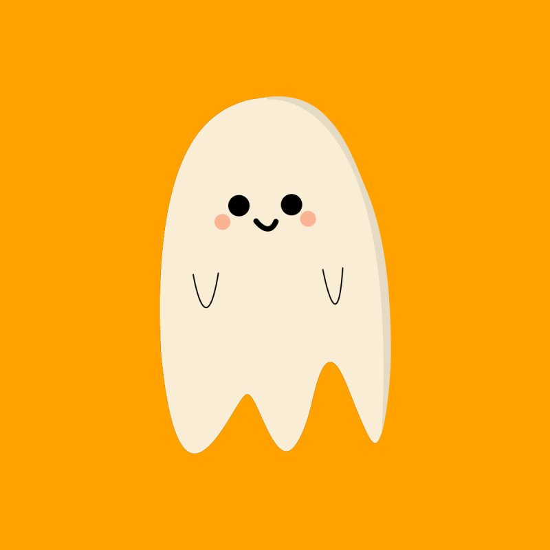 Boo by theladyernestember's Artist Shop