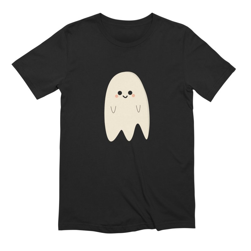 Boo Men's Extra Soft T-Shirt by theladyernestember's Artist Shop