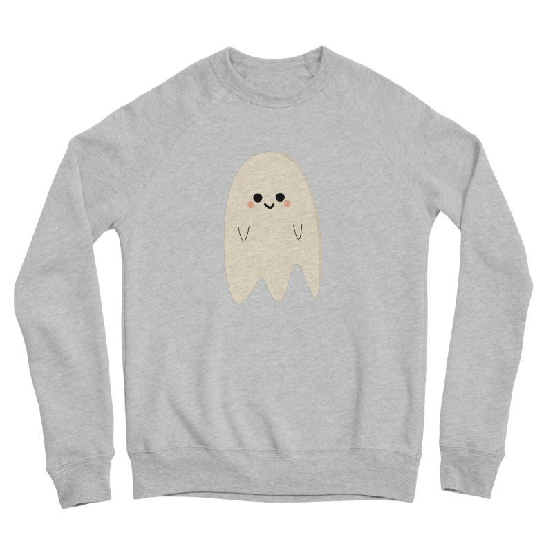 Boo Women's Sponge Fleece Sweatshirt by theladyernestember's Artist Shop