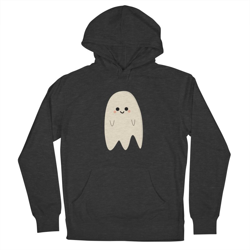 Boo Men's French Terry Pullover Hoody by theladyernestember's Artist Shop