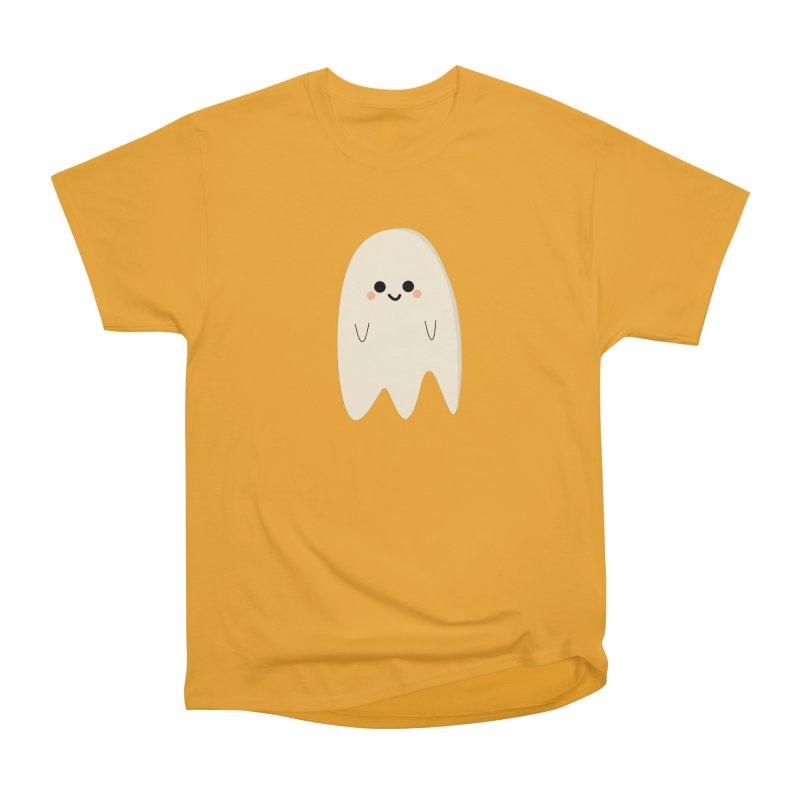 Boo Women's Heavyweight Unisex T-Shirt by theladyernestember's Artist Shop