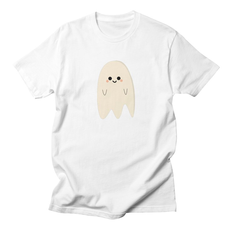 Boo Women's Regular Unisex T-Shirt by theladyernestember's Artist Shop