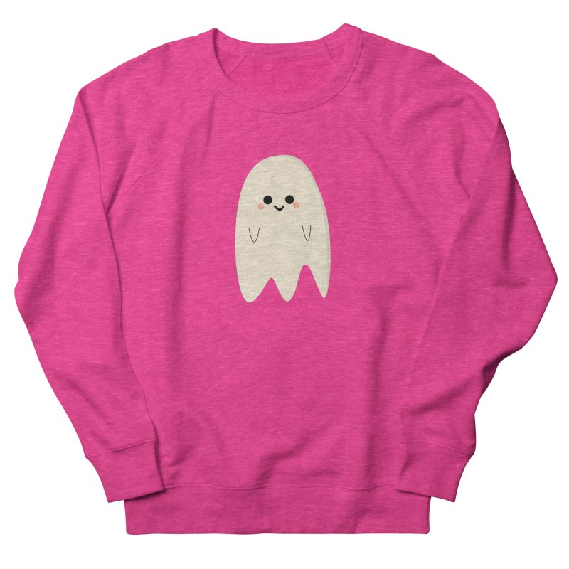Boo Women's French Terry Sweatshirt by theladyernestember's Artist Shop