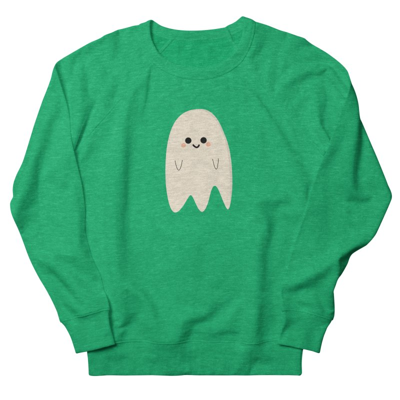 Boo Men's French Terry Sweatshirt by theladyernestember's Artist Shop