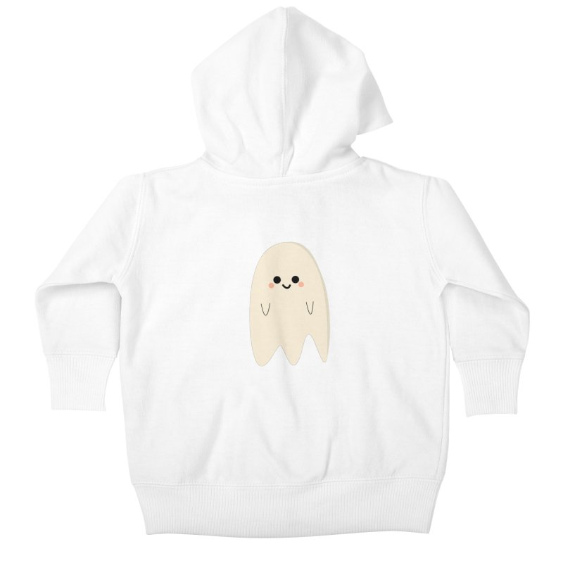 Boo Kids Baby Zip-Up Hoody by theladyernestember's Artist Shop