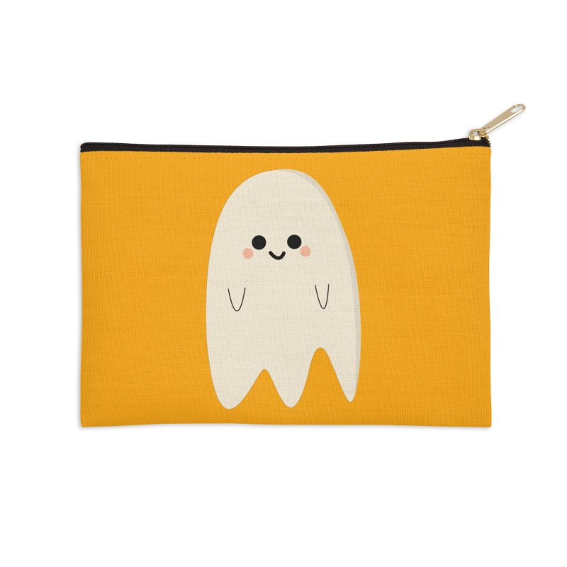 Boo Accessories Zip Pouch by theladyernestember's Artist Shop