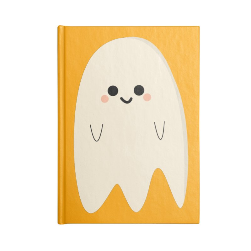 Boo Accessories Notebook by theladyernestember's Artist Shop