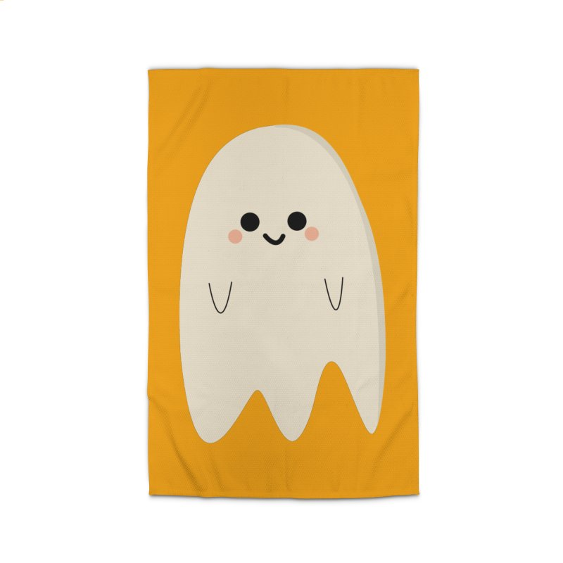 Boo Home Rug by theladyernestember's Artist Shop