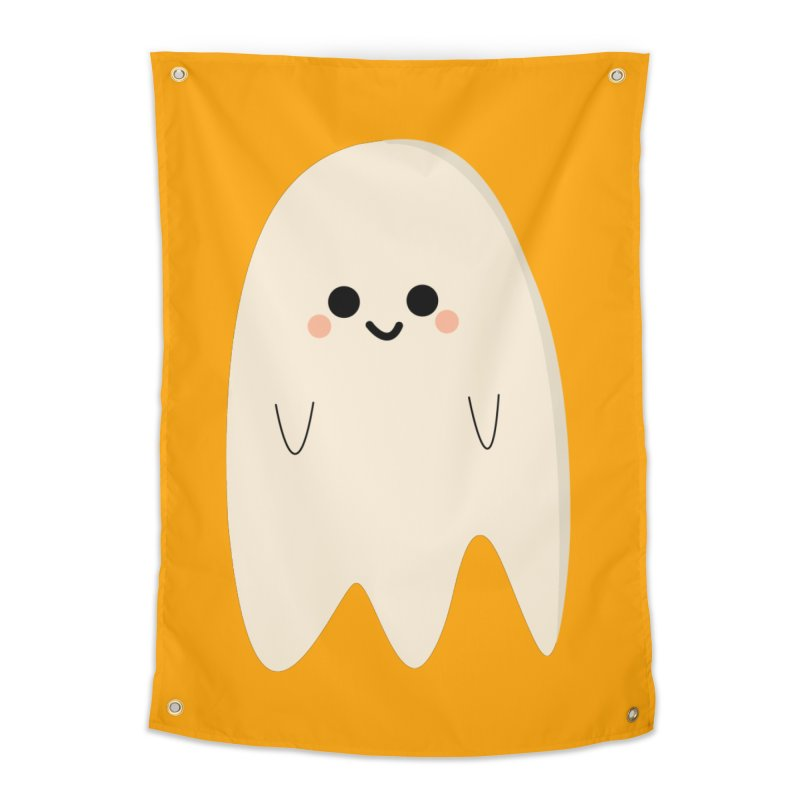 Boo Home Tapestry by theladyernestember's Artist Shop