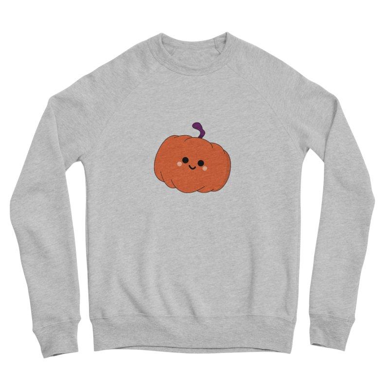 Pumpkin Women's Sponge Fleece Sweatshirt by theladyernestember's Artist Shop