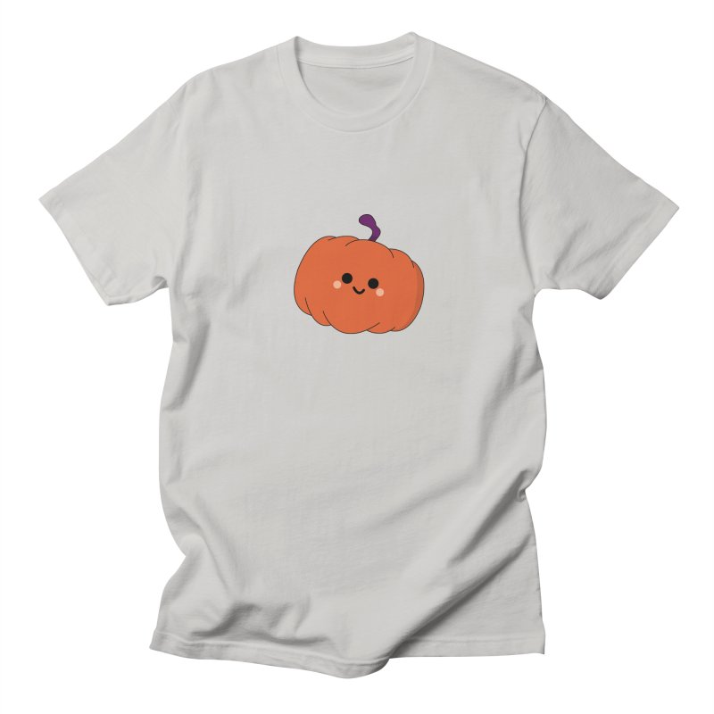 Pumpkin Women's Regular Unisex T-Shirt by theladyernestember's Artist Shop