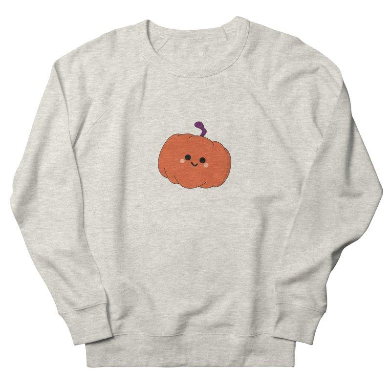 Pumpkin Men's French Terry Sweatshirt by theladyernestember's Artist Shop