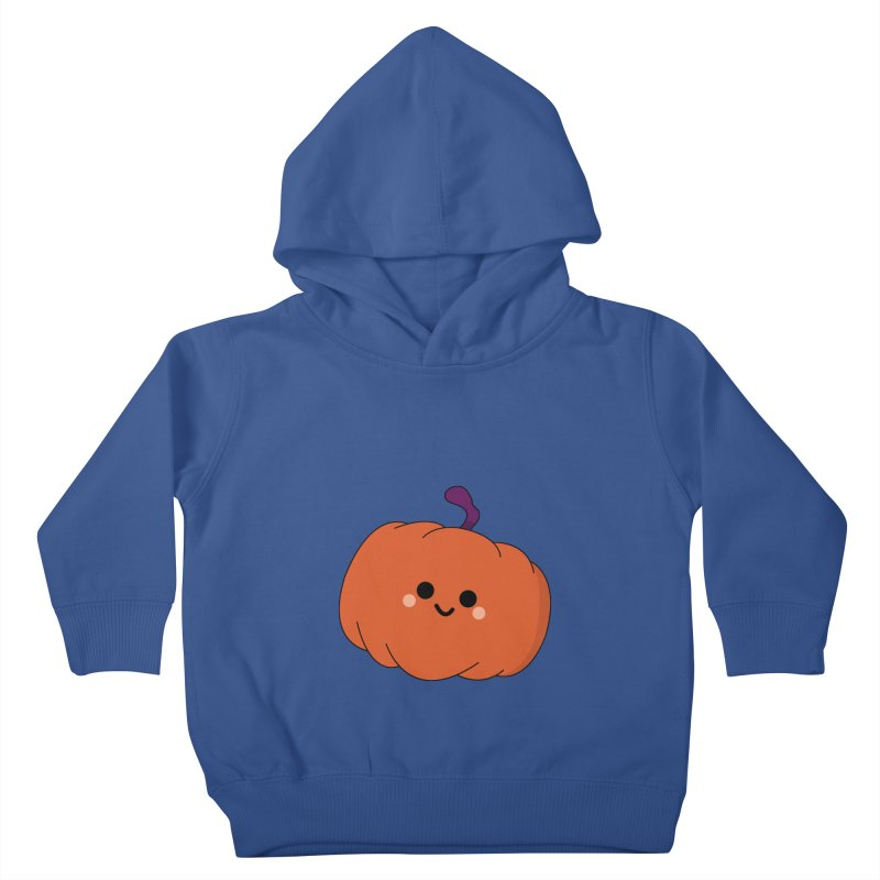 Pumpkin Kids Toddler Pullover Hoody by theladyernestember's Artist Shop