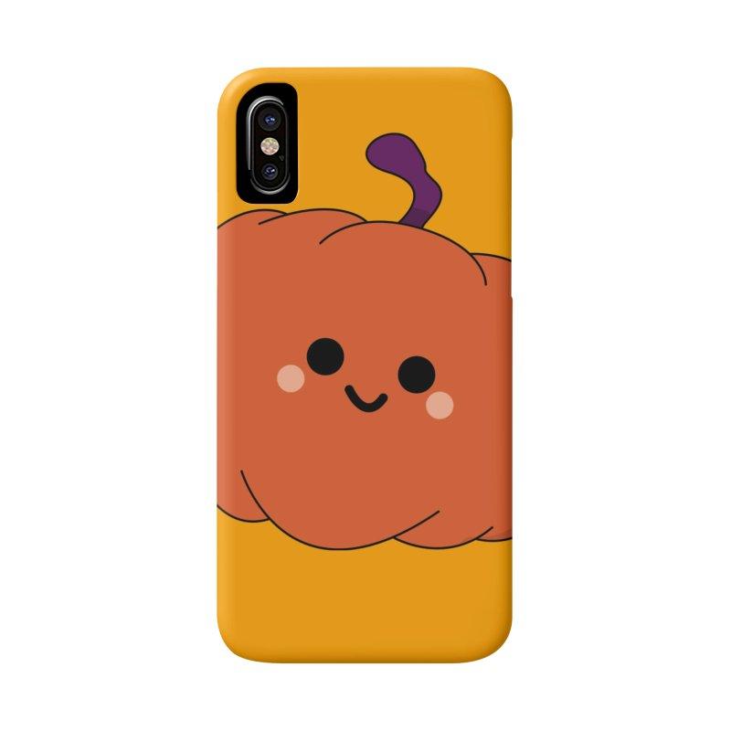 Pumpkin Accessories Phone Case by theladyernestember's Artist Shop