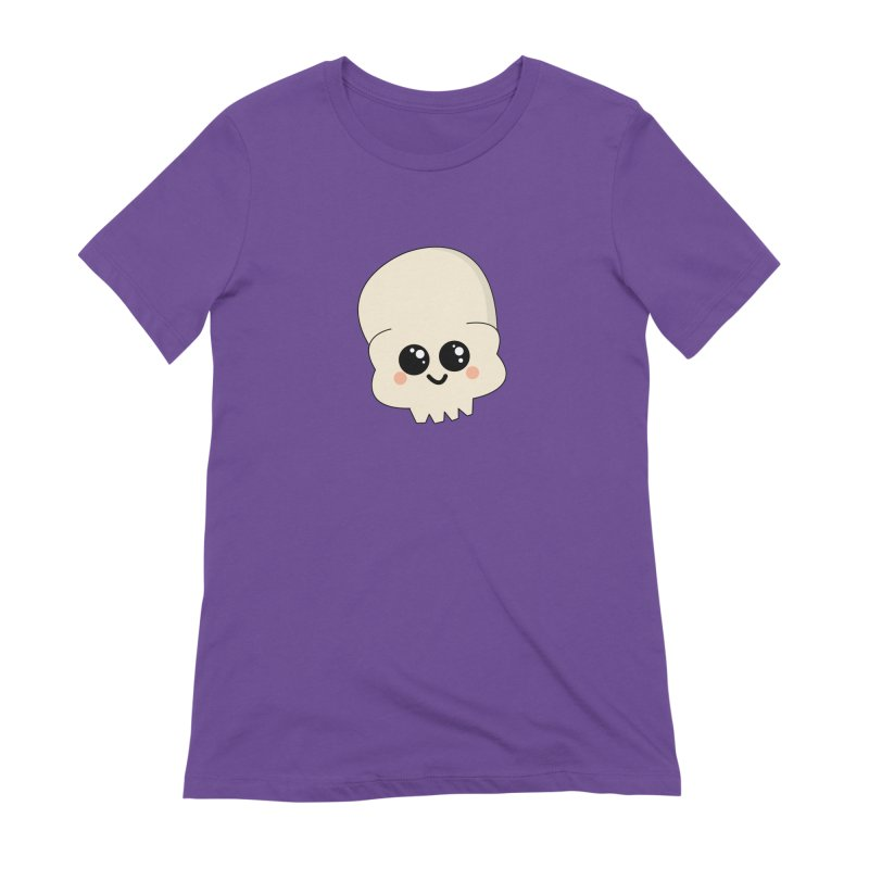Skull Women's T-Shirt by theladyernestember's Artist Shop