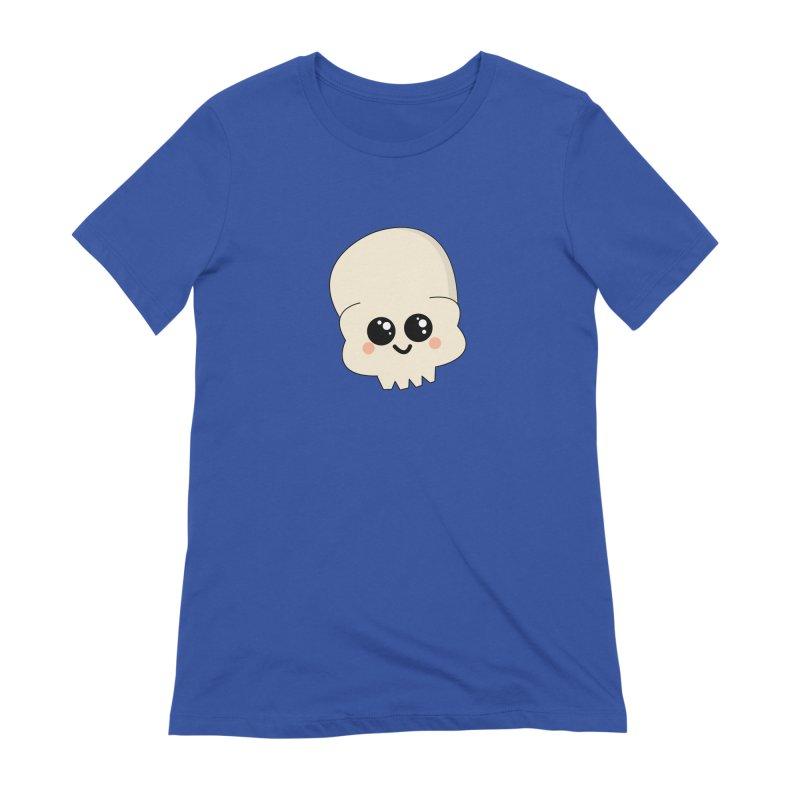 Skull Women's T-Shirt by theladyernestember's Artist Shop