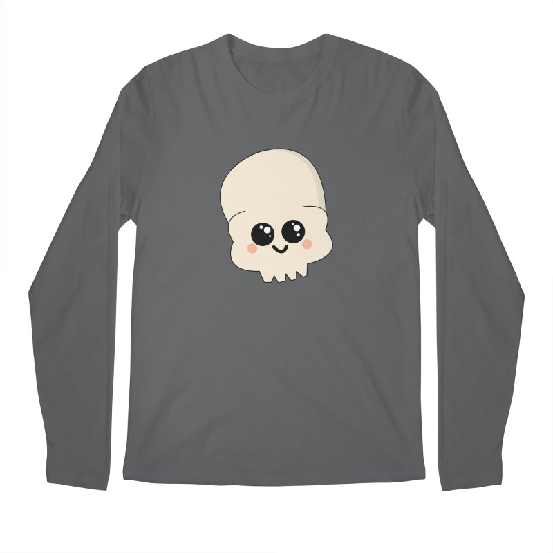 Skull Men's Longsleeve T-Shirt by theladyernestember's Artist Shop