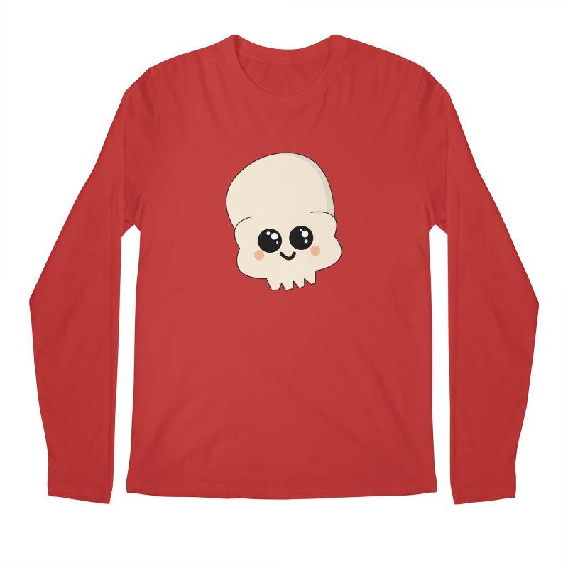 Skull Men's Longsleeve T-Shirt by theladyernestember's Artist Shop