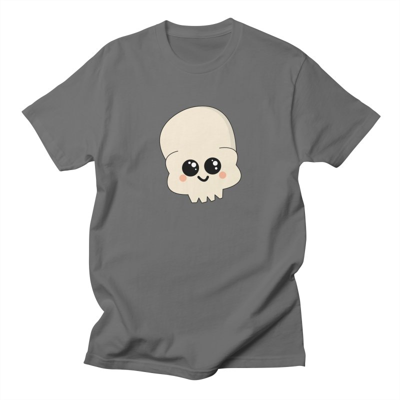 Skull Men's T-Shirt by theladyernestember's Artist Shop