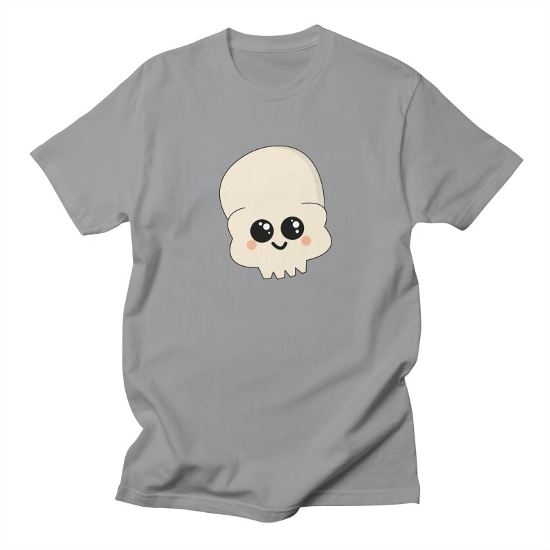 Skull Women's Regular Unisex T-Shirt by theladyernestember's Artist Shop