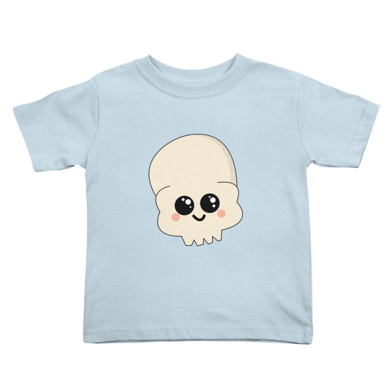 Skull Kids Toddler T-Shirt by theladyernestember's Artist Shop