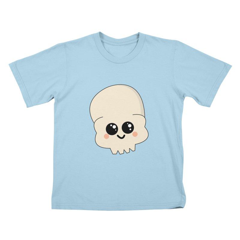 Skull Kids T-Shirt by theladyernestember's Artist Shop