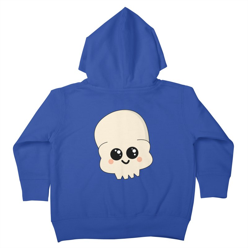 Skull Kids Toddler Zip-Up Hoody by theladyernestember's Artist Shop