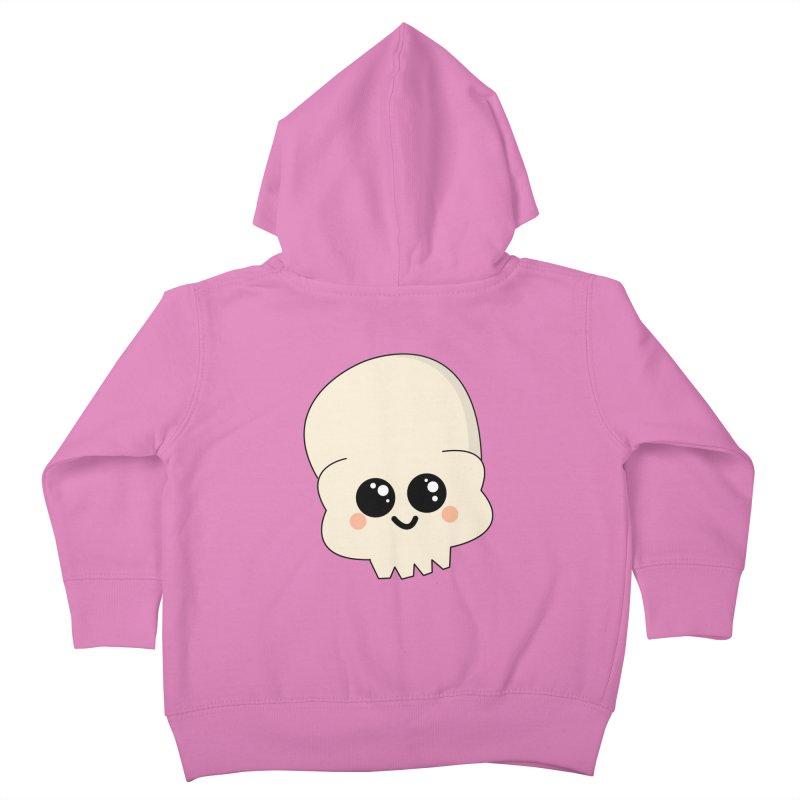 Skull Kids Toddler Zip-Up Hoody by theladyernestember's Artist Shop