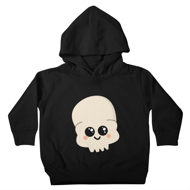 Skull Kids Toddler Pullover Hoody by theladyernestember's Artist Shop