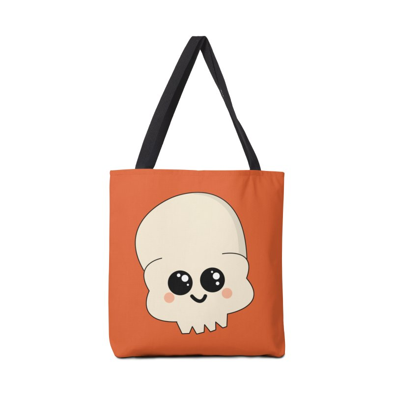 Skull Accessories Bag by theladyernestember's Artist Shop
