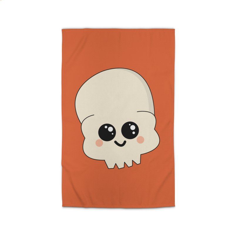 Skull Home Rug by theladyernestember's Artist Shop