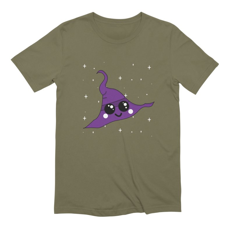 Witches' hat Men's T-Shirt by theladyernestember's Artist Shop