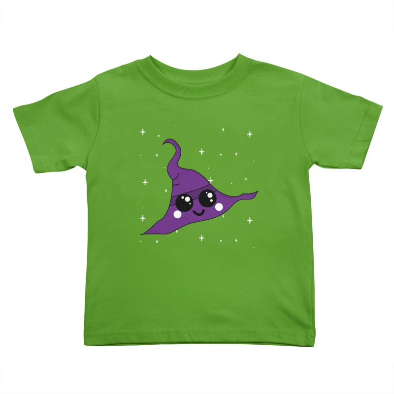 Witches' hat Kids Toddler T-Shirt by theladyernestember's Artist Shop
