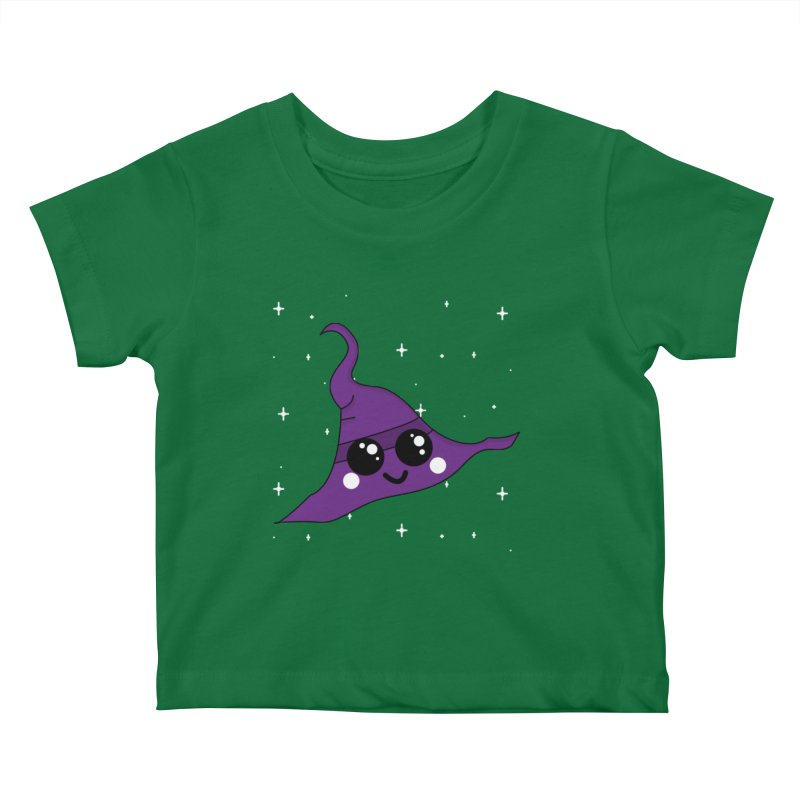 Witches' hat Kids Baby T-Shirt by theladyernestember's Artist Shop