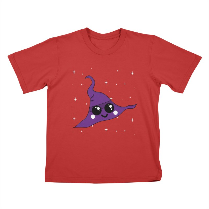 Witches' hat Kids T-Shirt by theladyernestember's Artist Shop