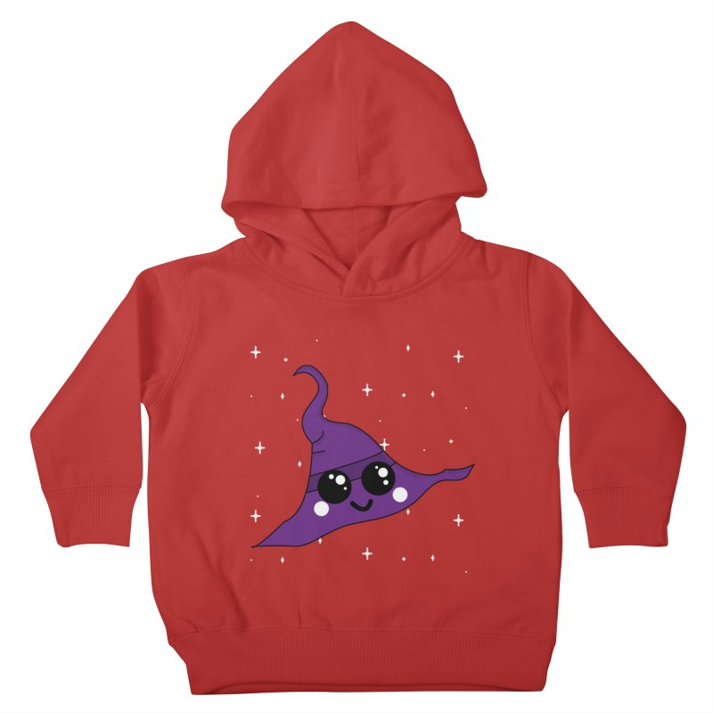 Witches' hat Kids Toddler Pullover Hoody by theladyernestember's Artist Shop