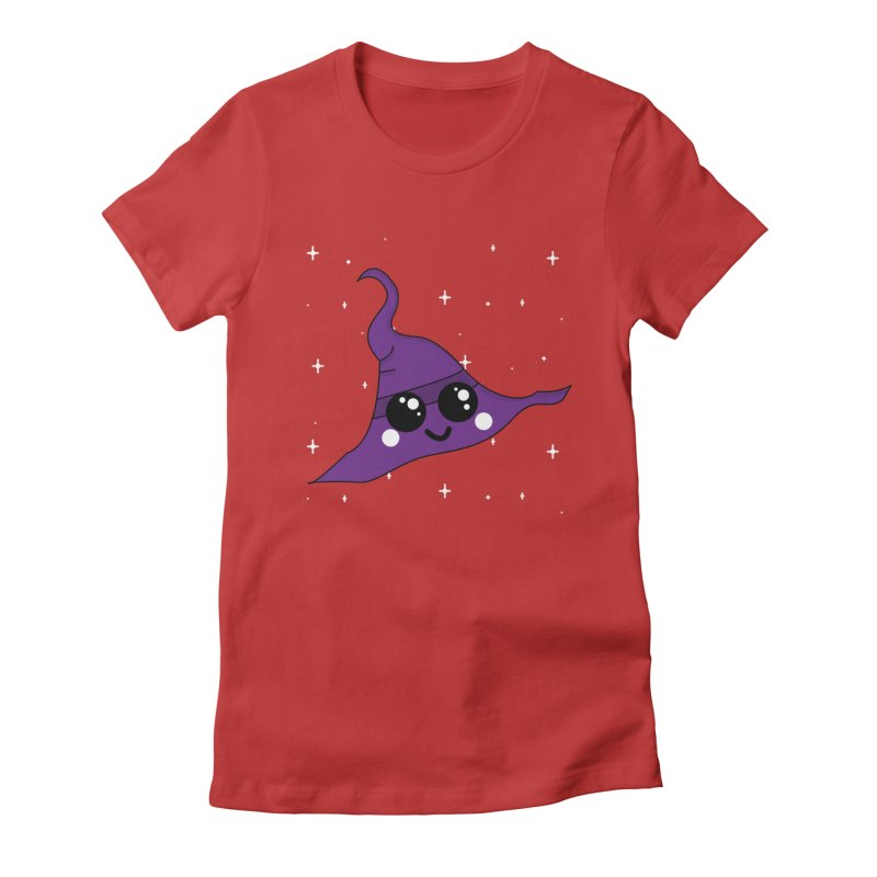 Witches' hat Women's T-Shirt by theladyernestember's Artist Shop