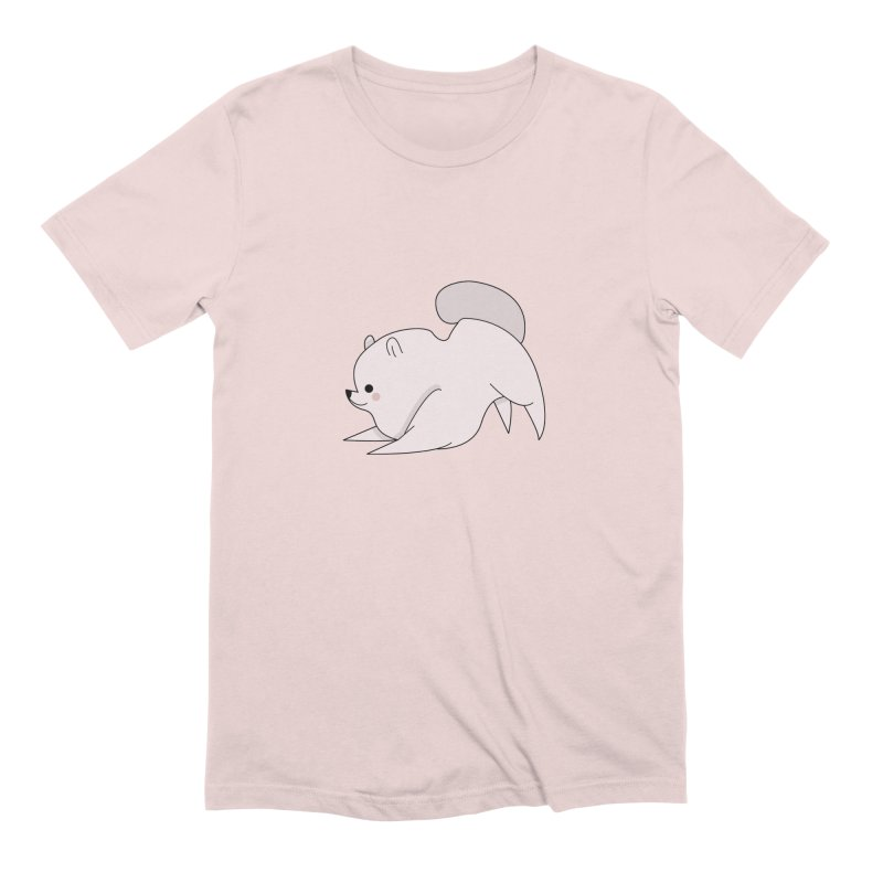 Puppy Men's Extra Soft T-Shirt by theladyernestember's Artist Shop
