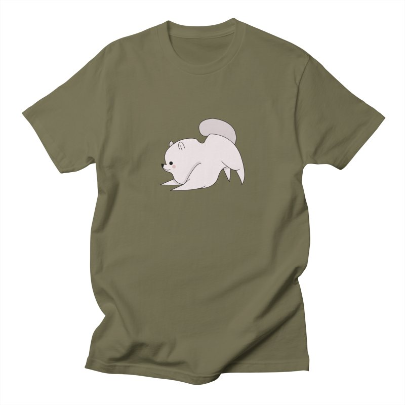 Puppy Women's Regular Unisex T-Shirt by theladyernestember's Artist Shop