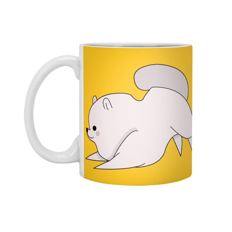 Puppy Accessories Mug by theladyernestember's Artist Shop