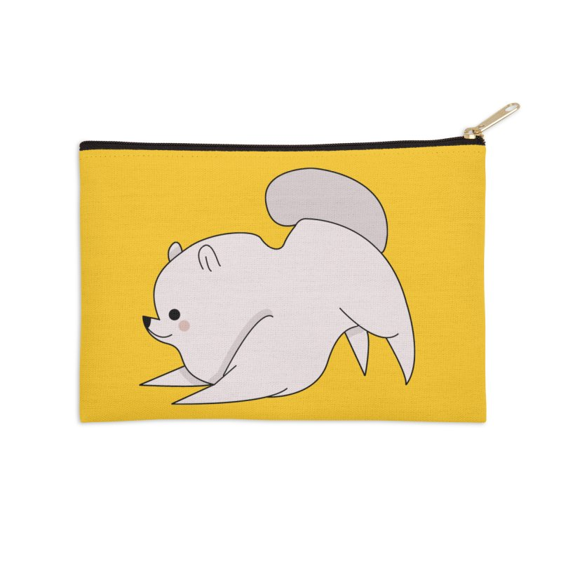 Puppy Accessories Zip Pouch by theladyernestember's Artist Shop