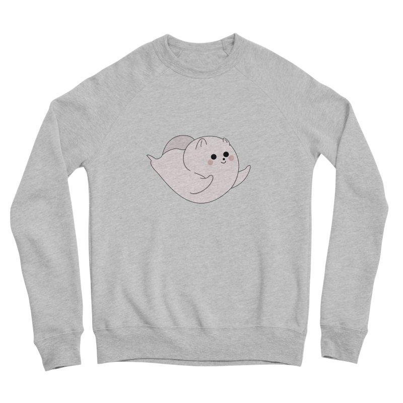 Puppy Men's Sponge Fleece Sweatshirt by theladyernestember's Artist Shop
