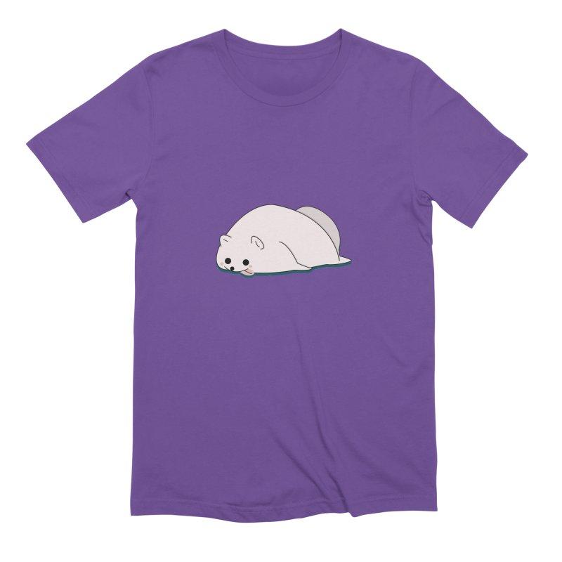 Puppy Men's T-Shirt by theladyernestember's Artist Shop