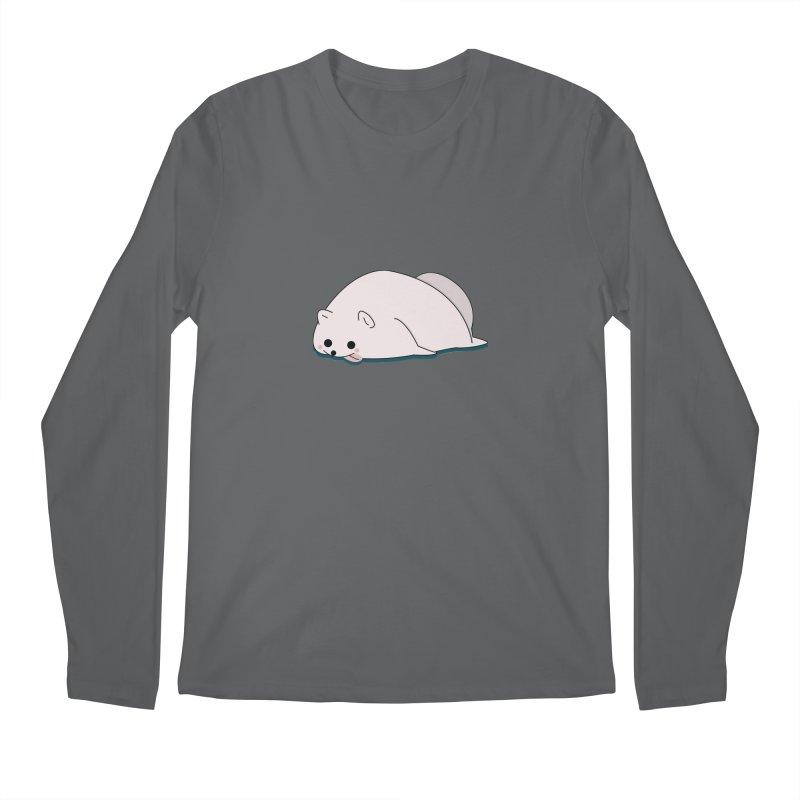 Puppy Men's Longsleeve T-Shirt by theladyernestember's Artist Shop