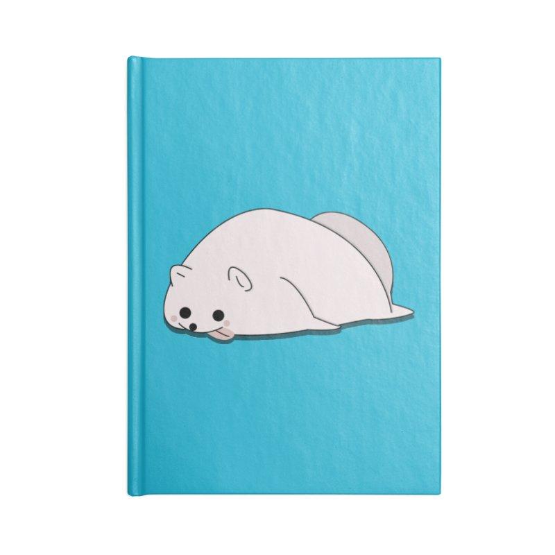 Puppy Accessories Notebook by theladyernestember's Artist Shop