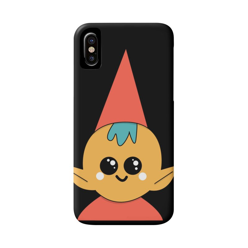 Christmas Elf Accessories Phone Case by theladyernestember's Artist Shop