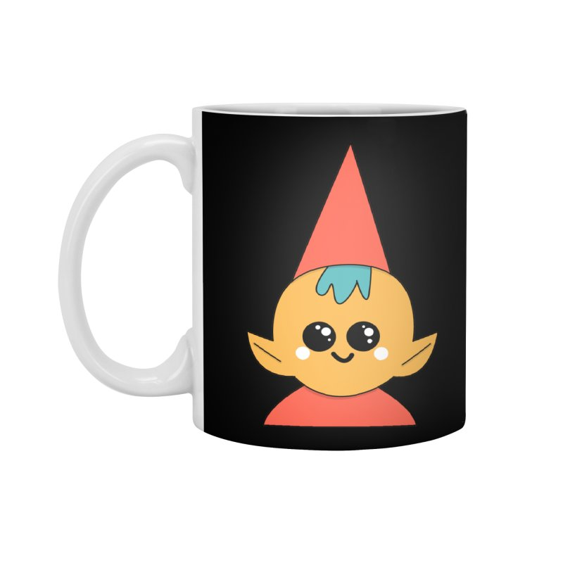 Christmas Elf Accessories Mug by theladyernestember's Artist Shop