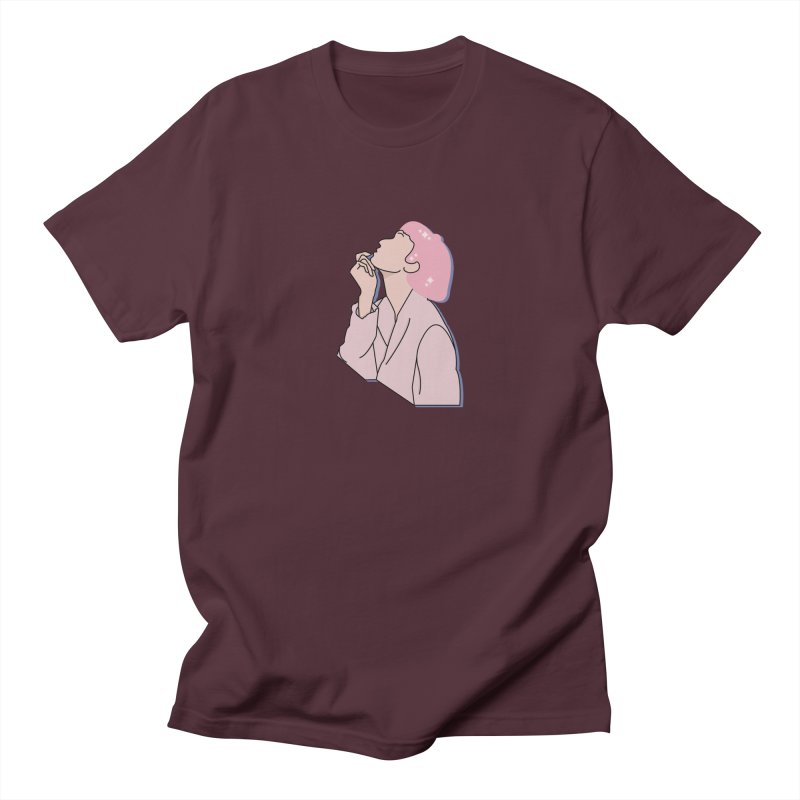 Lady Men's T-Shirt by theladyernestember's Artist Shop