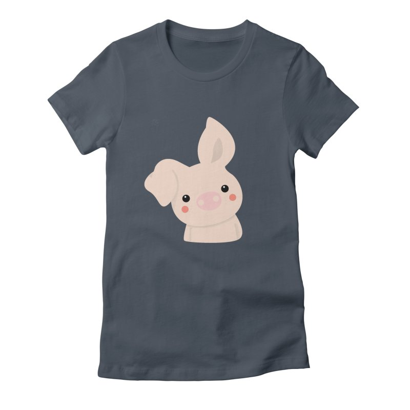 Happy Chinese New Year - Pig Women's T-Shirt by theladyernestember's Artist Shop